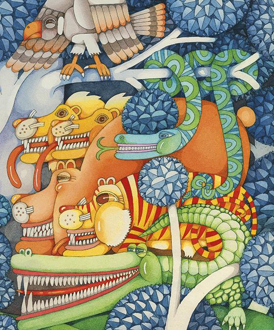 José Ferrándiz Lozano (Immersions. Arts. Diario El Mundo)